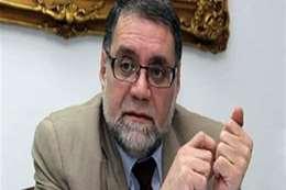 مختار نوح عضو المجلس القومي لحقوق الإنسان