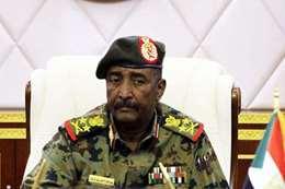 رئيس المجلس العسكري السوداني