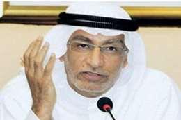 عبد الخالق عبد الله المستشار السابق لولي عهد أبو ظبي