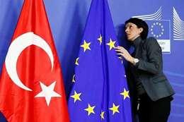 الاتحاد الاوروبي وتركيا