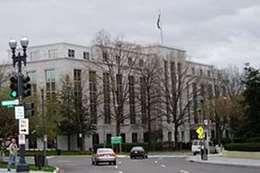 سفارة السعودية في واشنطن العاصمة