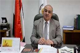 طارق الجمال رئيس جامعة أسيوط،