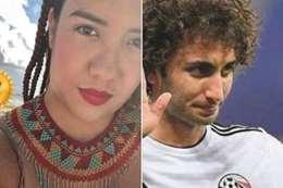 عمرو وردة والفتاة