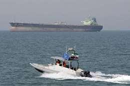قوارب إيران