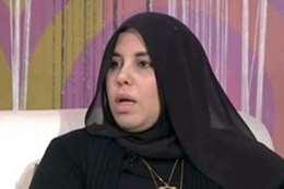 زوجة الشهيد عامر عبد المقصود، نائب مأمور كرداسة