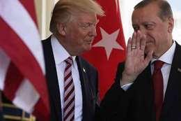 ترامب و نظيره التركي