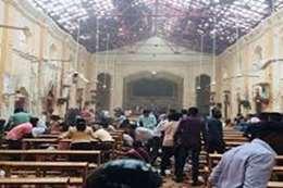 حادث الفصح بسريلانكا
