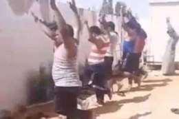 مصريين بليبيا يتم تعذيبهم