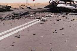 حادث مروع بالسعودية يودي بحياة 7 أشخاص من عائلة واحدة