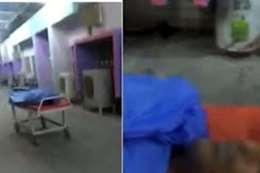 مشهد تقشعر له الأبدان.. يجد جثة شقيقه ملقاة خارج مستشفى بعاصمة عربية
