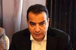خالد أبو طالب، عضو لجنة الدفاع والأمن القومي بمجلس النواب