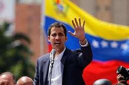 زعيم المعارضة الفنزويلي  خوان جوايدة