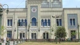 محطة مصر ملجأ للباعة الجائلين
