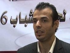 """دعوة لتظاهرة إلكترونية للتضامن مع """"عمرو علي"""""""