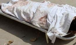 العثور على جثة عاطل مقتولاً داخل شقته بميت عقبة