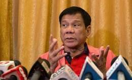 رئيس الفلبين: كنت أقوم بقتل المجرمين بنفسي