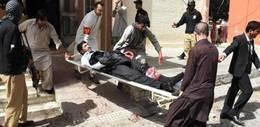 16 قتيلًا في هجوم انتحاري داخل مسجد بباكستان