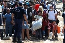 مدينة تركية مستعدة لاستقبال لاجئين يونانيين