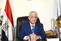 الدكتور طارق شوقى، وزير التربية والتعليم والتعليم الفنى