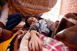 ضحايا الكوليرا في اليمن