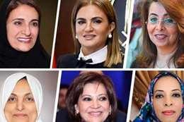 تصنيف لأقوى 100 سيدة عربية