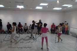 رقصات الباليه في احتفالية ثورة يوليو