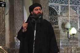 زعيم داعش الارهابى