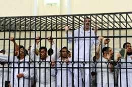 تجديد حبس 8 أشخاص 15 يوماُ فى قضايا عنف
