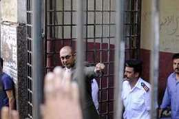 محاكمة خالد على