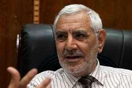 """الدكتور عبدالمنعم أبوالفتوح، رئيس حزب """"مصر القوية"""""""