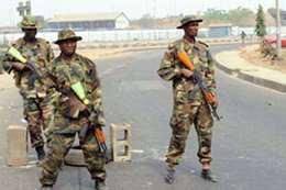الجيش النيجيرى أرشيفية