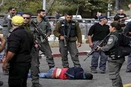 استشهاد فلسطيني