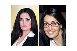 غادة عبد الرازق و سما المصري