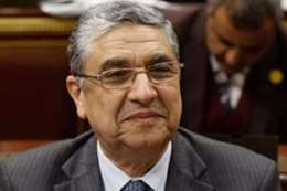 وزير الكهرباء محمد شاكر