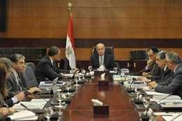 حكومة شريف إسماعيل