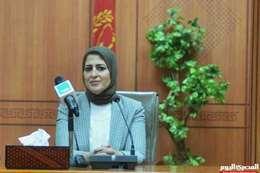 صورة وزيرة الصحة