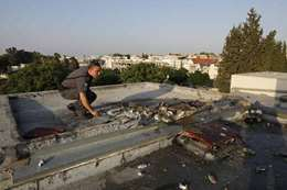"""مستوطنات """"غلاف غزة"""""""