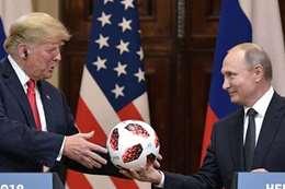 كرة بوتين