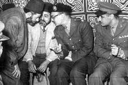 الإخوان وقادة ثورة يوليو