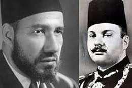 """قيادي إخواني يكشف مفاجأة عن """" البنا"""" والملك فاروق"""