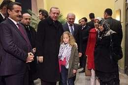 أردوغان وعهد التميمي