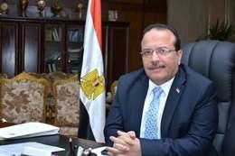 الدكتور مجدى السبع -  رئيس جامعه طنطا - أرشيفية