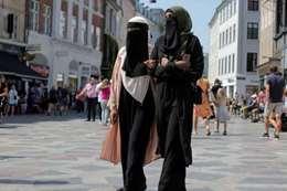 النقاب بالدنمارك