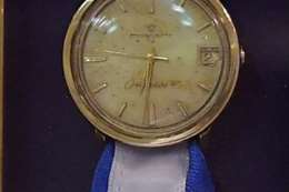 ساعة الجاوسوس الإسرائيلي التي تم استعادتها