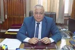 الدكتور علاء عثمان وكيل وزارة الصحة بمحافظة البحيرة