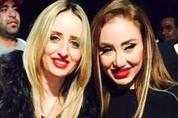 ريهام سعيد وشقيقتها