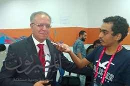 محرر المصريون في حواره مع المعلق العربي رؤوف خليف
