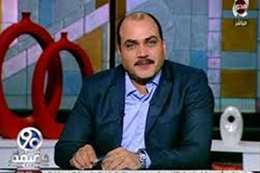 الإعلامي محمد الباز