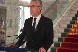 روبيرت موليي  السفير الفرنسي في موريتانيا