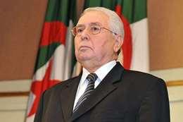 الرئيس الجزائري - أرشيفية